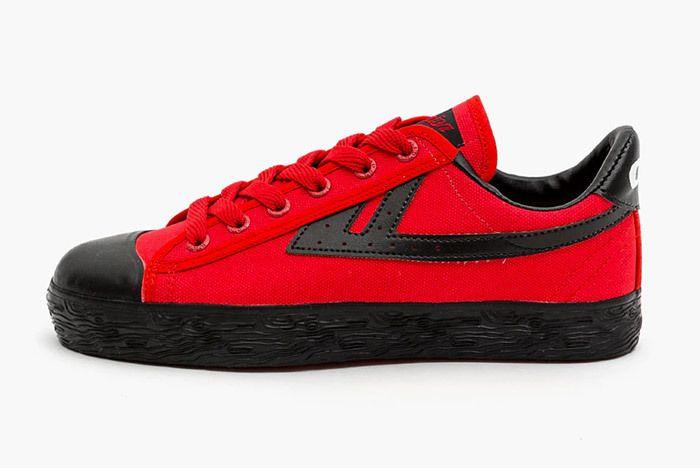 Wos33 Warrior Sneaker 5