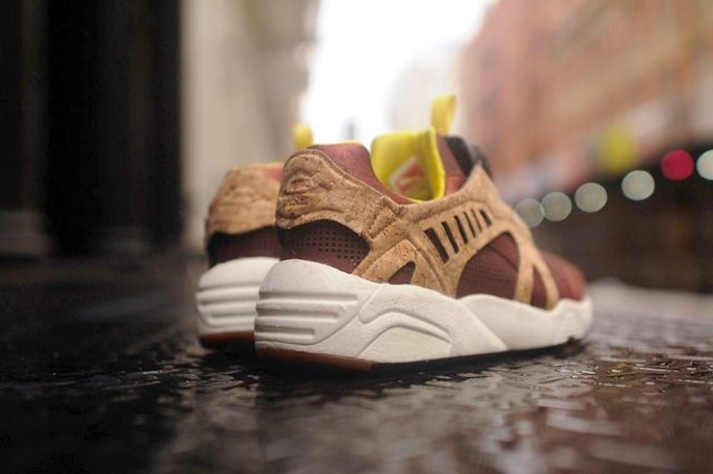 Puma Mmq Leather Disc Cage Cork Pack 2