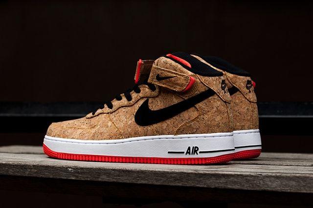 Nike Air Force 1 Infra Cork 3