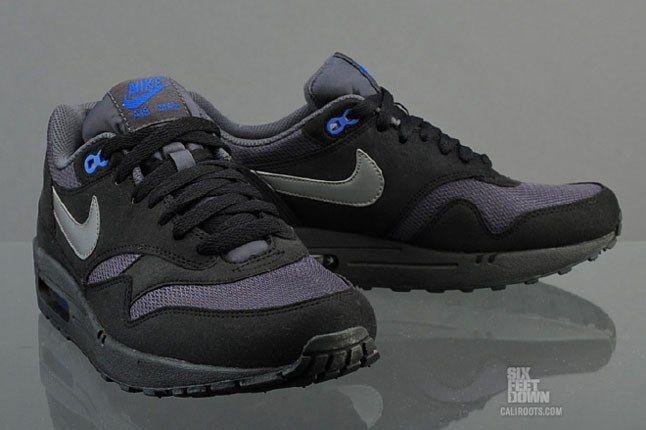 Black Grey Nike Air Max 87 1