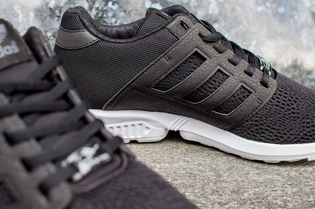 Adidas Zx Flux 2 0 Black 3