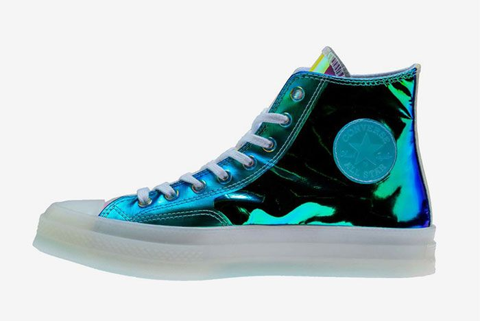 Converse Iridescent Chuck 70 Medial Side Shot