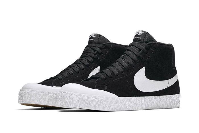 Nike Sb Blazer Mid Xt 03
