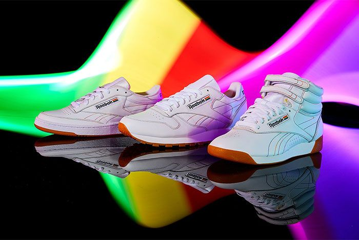 Reebok Pride Collection Club C Classic Leather Freestyle Hi Where To Buy