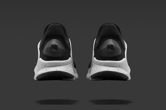 Nike Sock Dart Black Grey 2