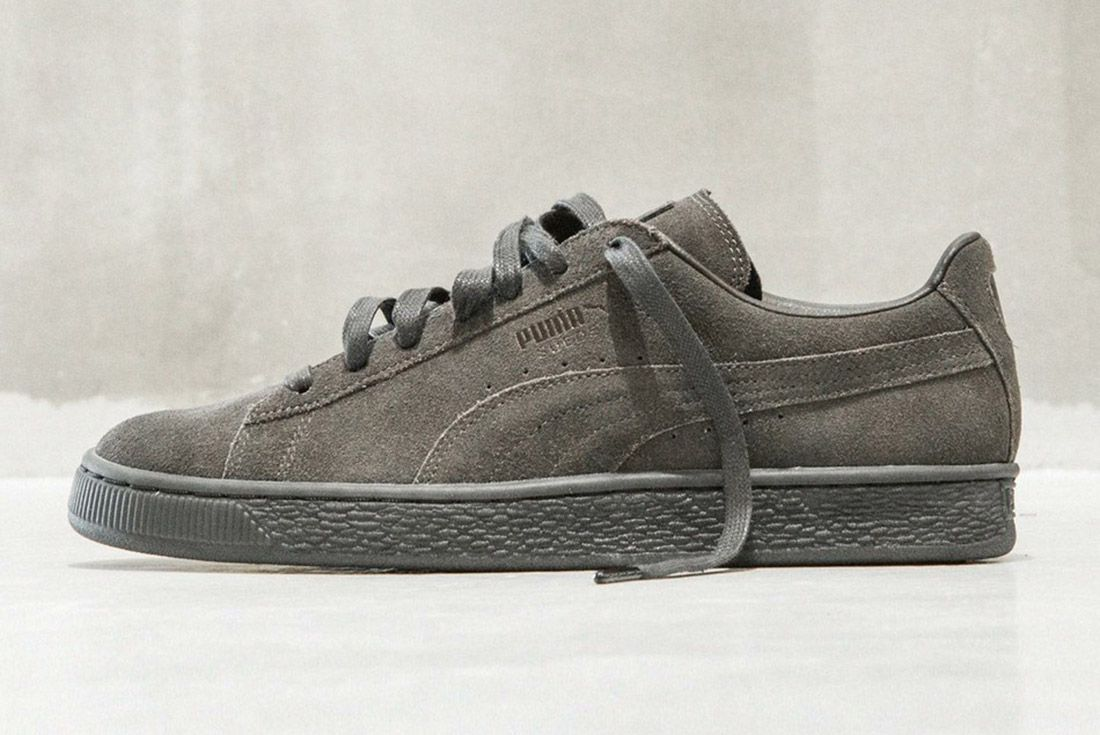 Monkey Time Puma Suede Underground Game Grey 7