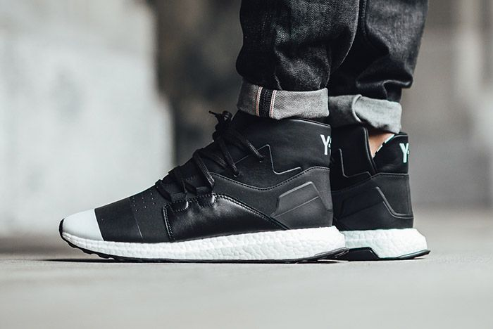 Adidas Y 3 Kozoko High Black 3