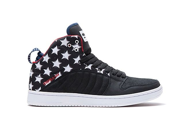 Supra S1W Independance Day Pack Profile 1