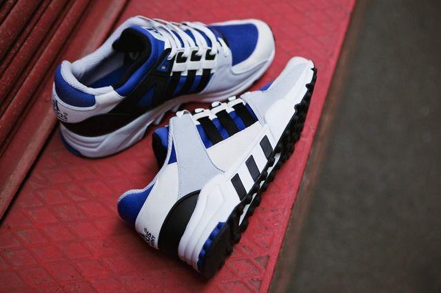 Adidas Eqt 93 Royal Blue Bumperoo 8