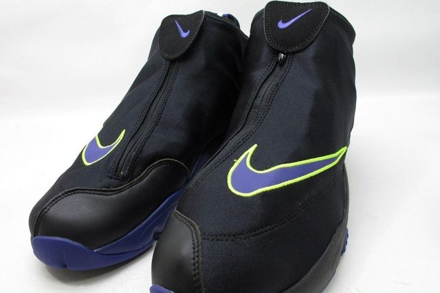 Nike Air Zoom Flight The Glove Black Neon 3