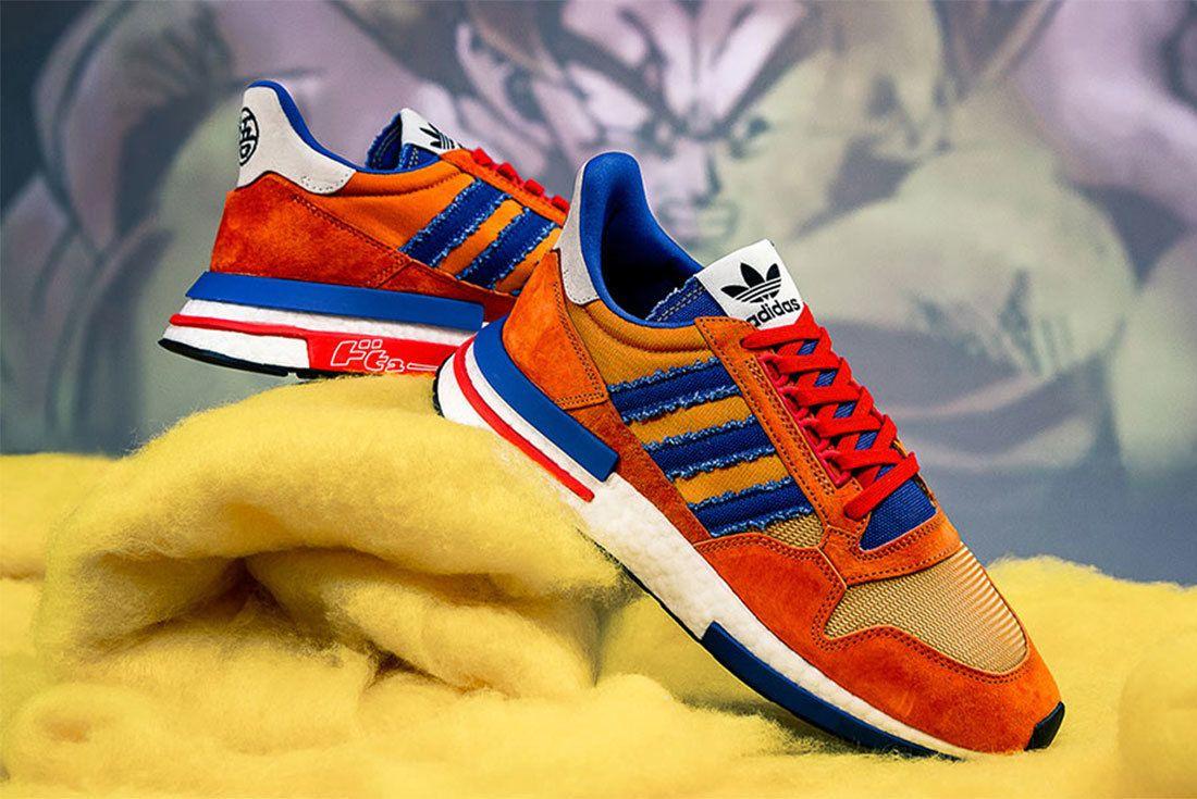Adidas Dragon Ball Z Zx 500 Rm Goku Release Date Price 001
