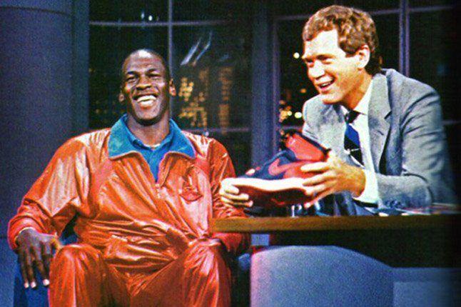Jordan On Letterman 1