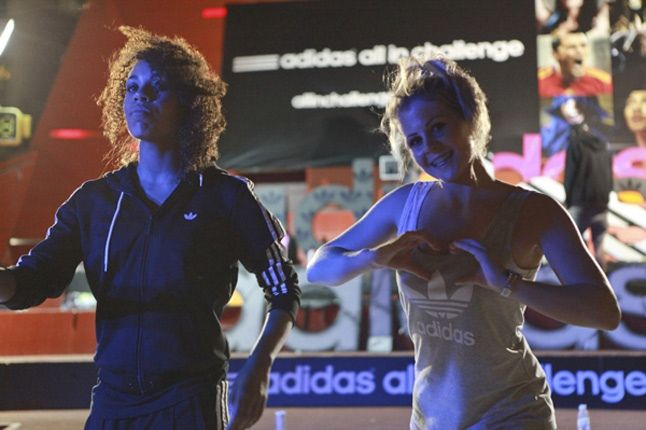Adidas Nite Dance 1