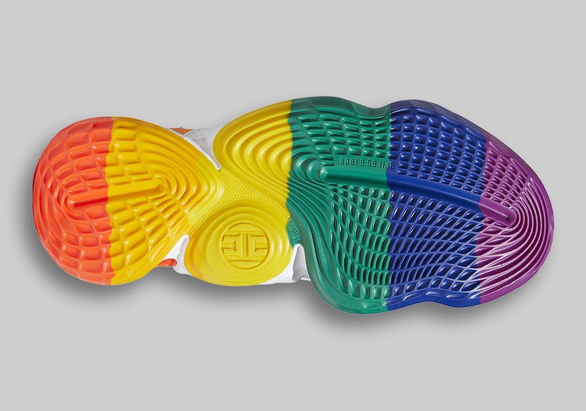 adidas Harden Vol.4 Pride Pack Sole