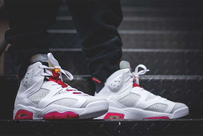Air Jordan 6 Hare Side