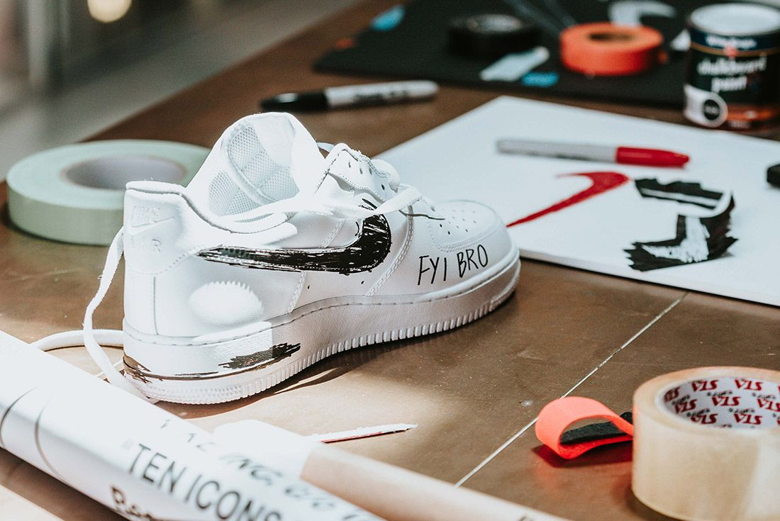 Supply Off White Nike Top Tenpop Up 4