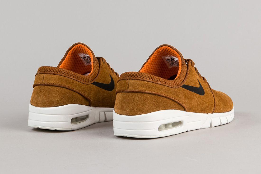Nike Sb Janoski Max Hazelnut 3
