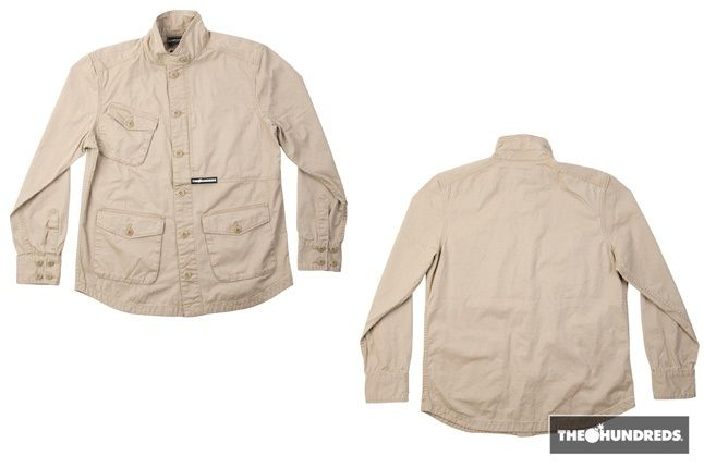 The Hundreds M65 Jacket Shirt 1