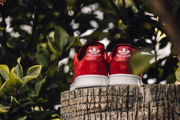 Adidas X Rita Ora Stan Smith Red Feature Lv 1 1