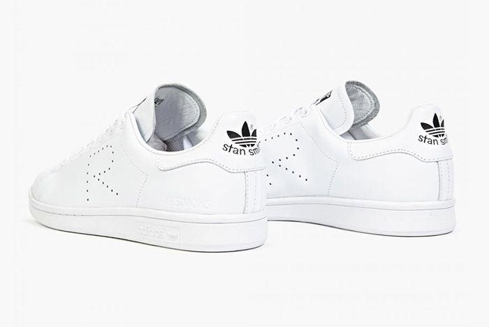 Raf Simons X Adidas Stan Smith White Black 3