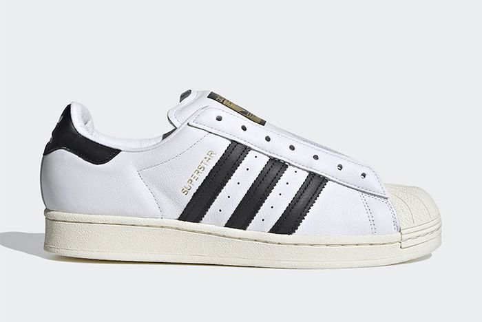 Adidas Superstar Laceless White