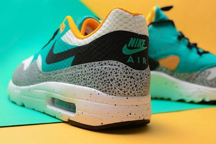 Nike Safari Yellow Pack 4