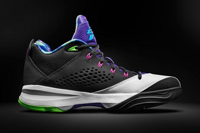 Air Jordan Cp3 Vii Black 1