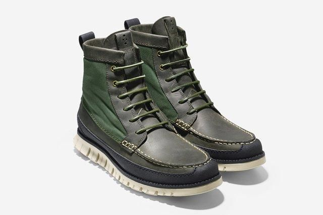 Cole Haan Zero Grand Tall Boot Ivy Black 1