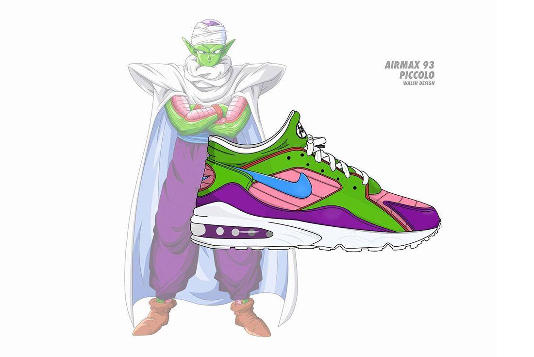 Dragon Ball Z Nike Walsh Design 10