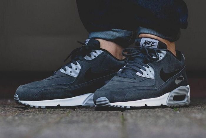 Nike Air Max Anthracite Wolf Grey 2