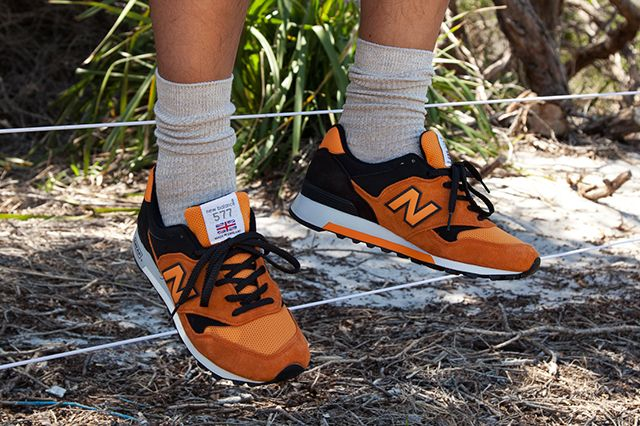 New Balance 577 Made In England Double Pack 1