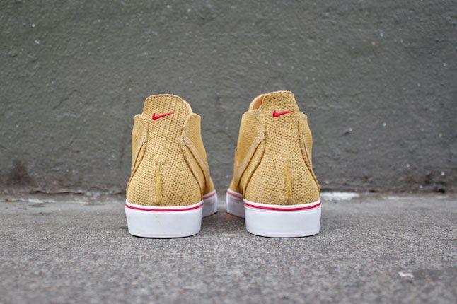 Nike Toki Premium Jersey Gold 2 1