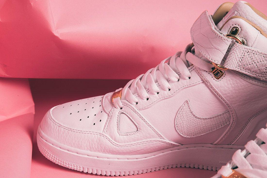 Nike Air Force 1 Af100 Collection Closer Look Sneaker Freaker 14