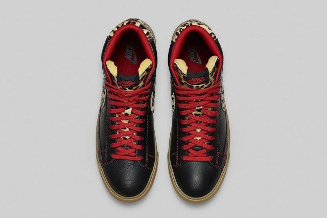 Nike Blazer Mid Safari Collection Bumper 3
