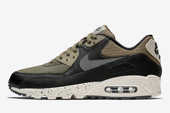 Nike Air Max 90 Black Olive 4
