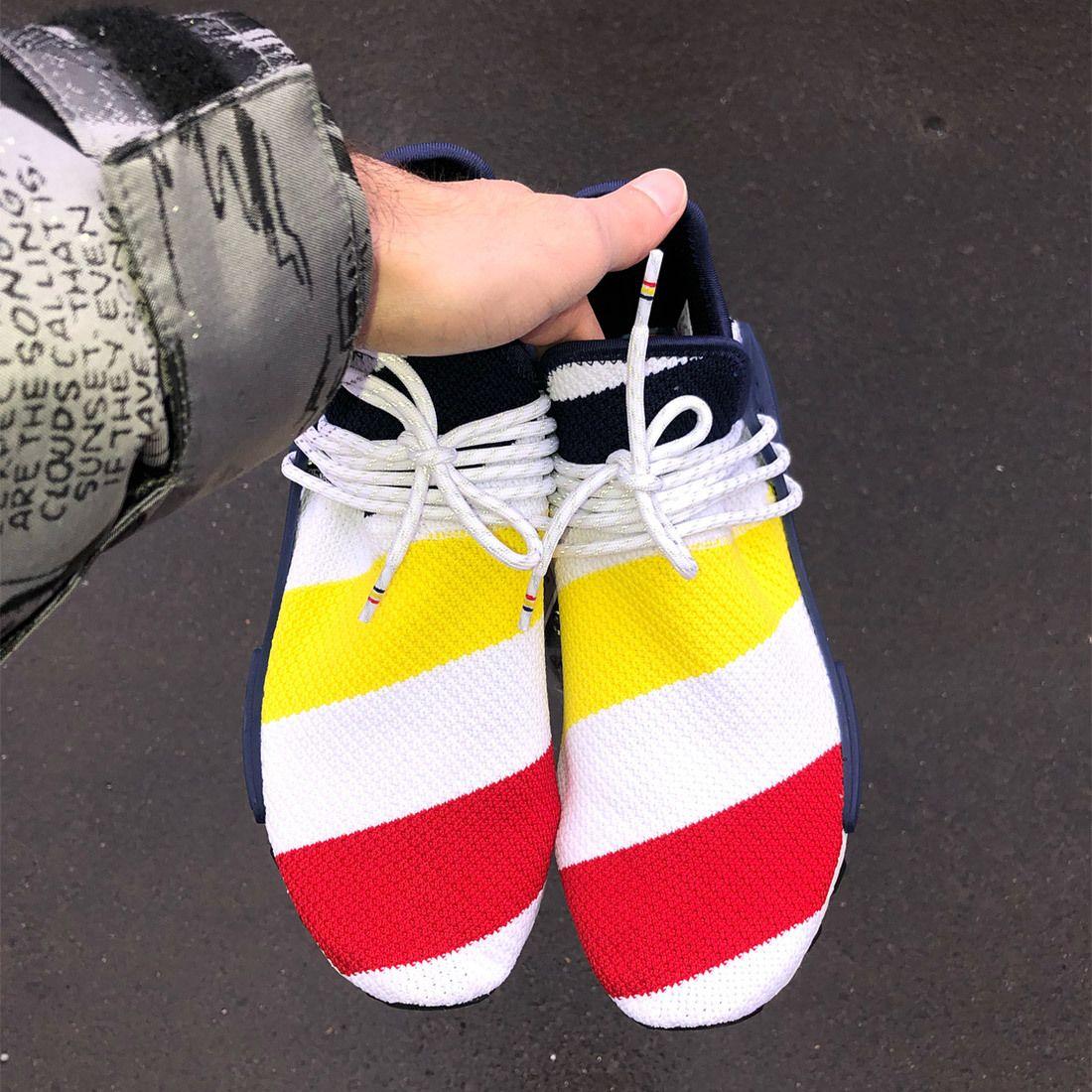 Pharrell X Bbc X Adidas Hu Nmd Sample Sneaker Freaker 2