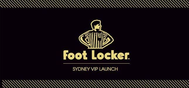 Foot Locker Sydney Launch 1