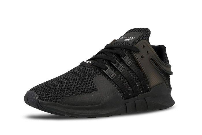 Adidas Eqt Adv 91 16 Black 3