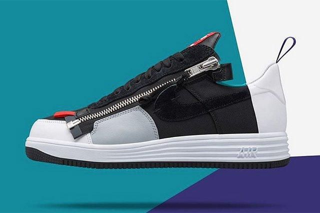 Acronym X Nike Lunar Force 1 Zip27