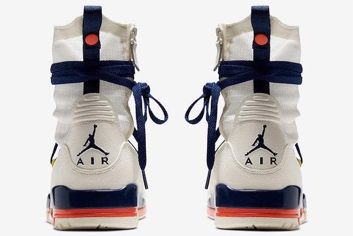 Air Jordan 3 Ext Bq8394 100 Heel Shot