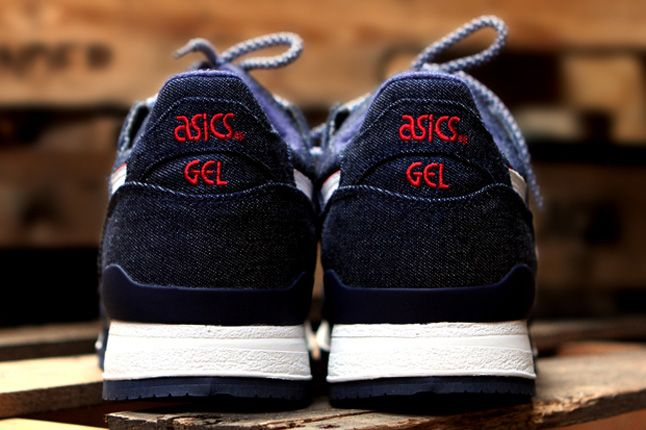 Ronnie Fieg Asics Gel Lyte Iii Selvedge Denim Heels 1