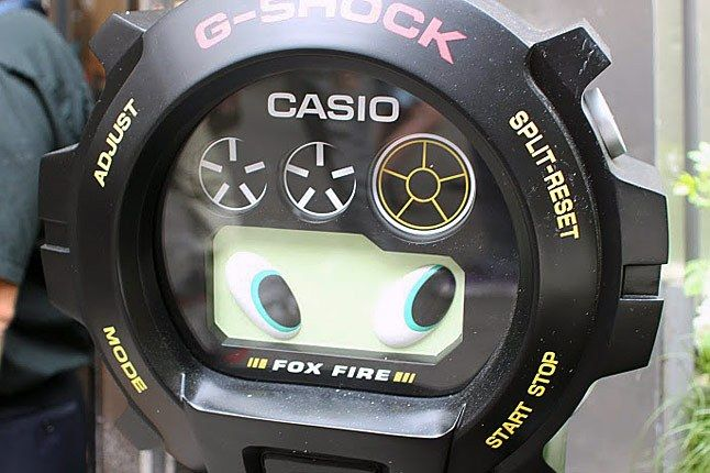 G Shock East London Store Opening 2 1