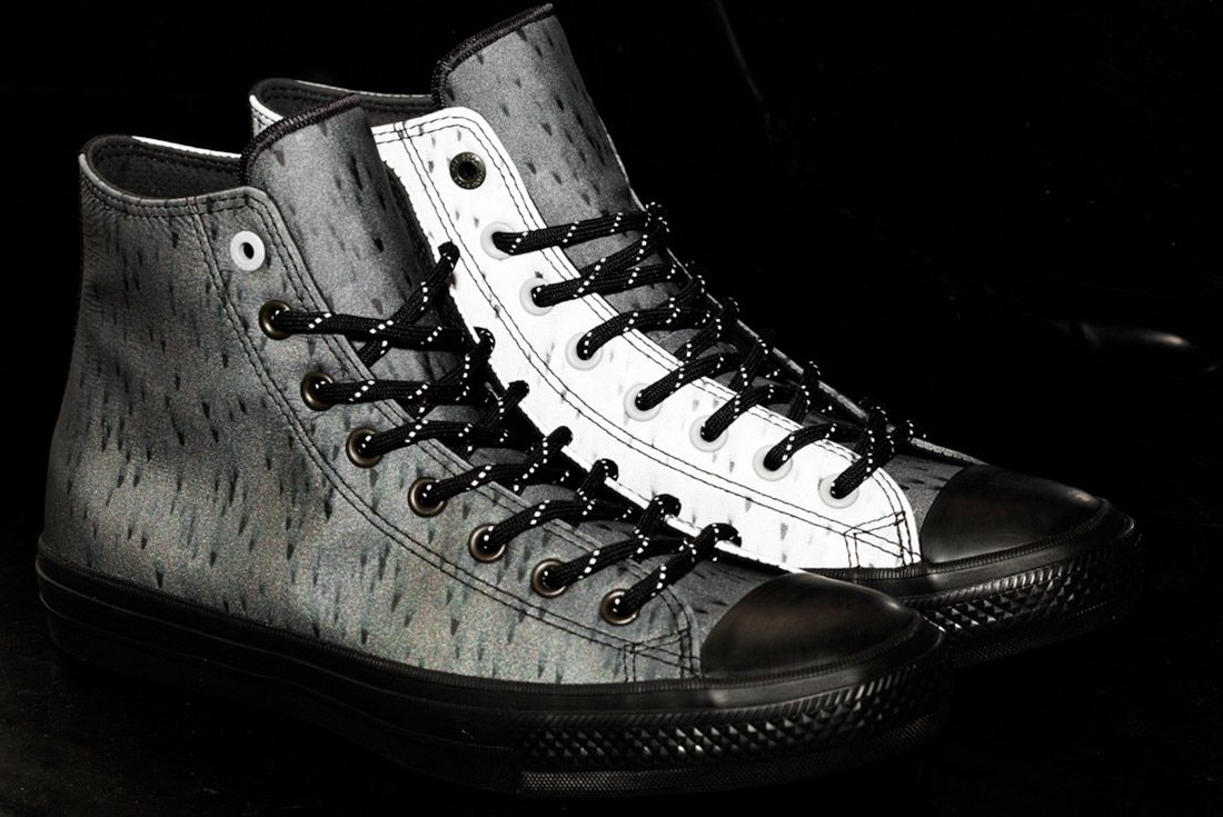 Material Matter What Is 3 M Reflective Converse Futura 1