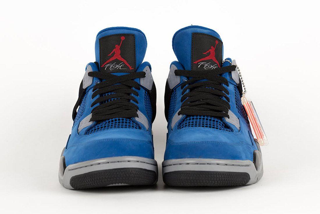 Air Jordan 4 Retro Eminem Encore 2017 Charity Campaign Sneaker Freaker 9