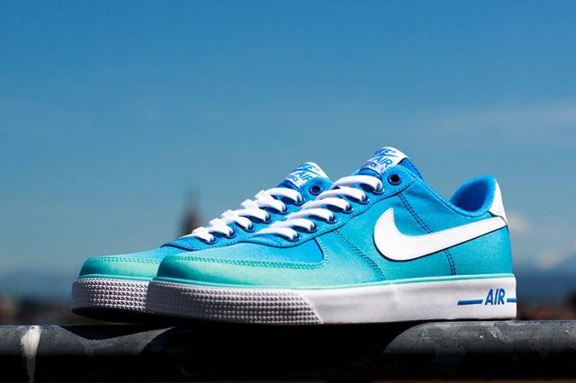 Nike Air Force 1 Polarized Blue Ac 5