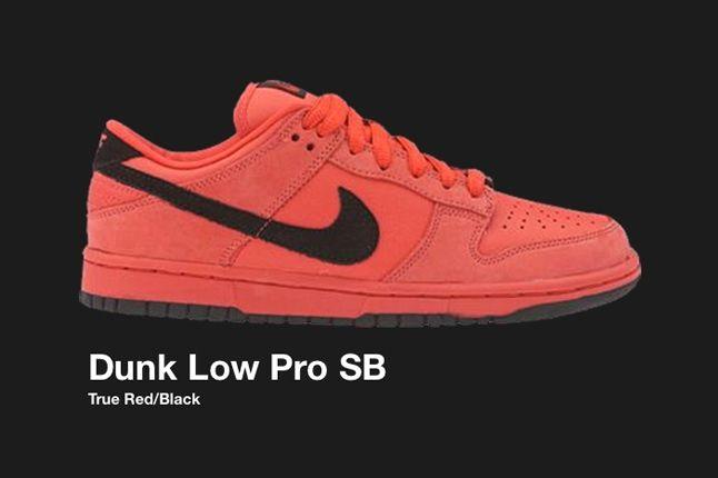 Nike Blazer Sb True Red 2003 2 1