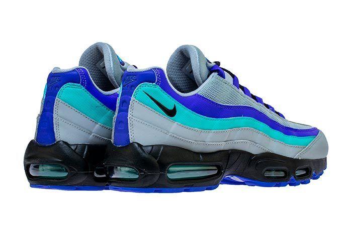 Nike Air Max 95 Blue 4
