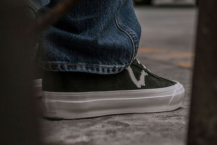 Blends Vans Vault Epoch Lx Heel Lateral Side Shot