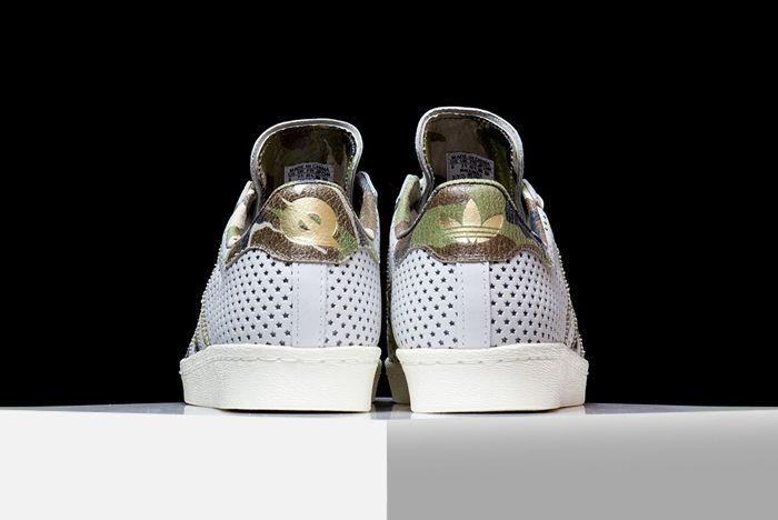Complex Quickstrike X Adidas Superstar 4