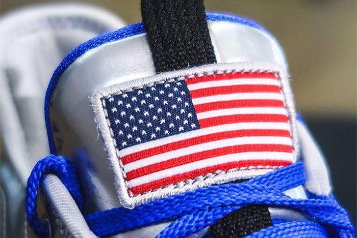 Nike Pg 3 Nasa Tongue